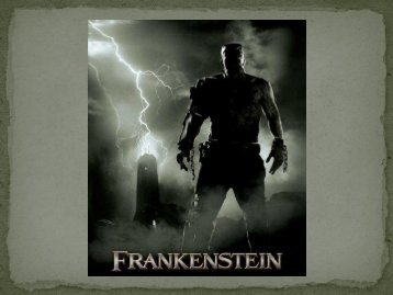 Frankenstein Background