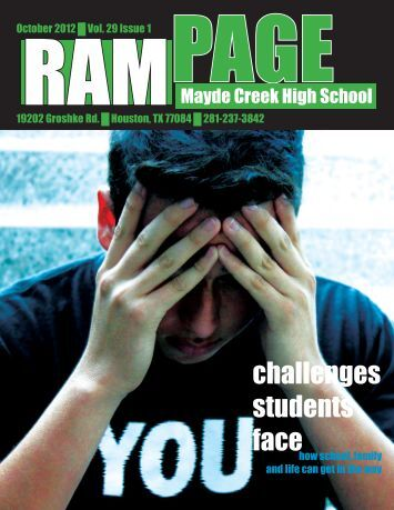 Rampage Oct2012 - Campuses - Katy ISD