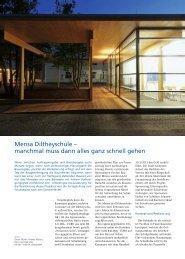 Diltheyschule Wiesbaden PDF - Holzbau Hunold