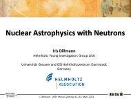 N - Physics Seminar - Desy