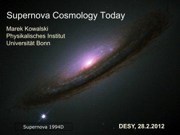 DESY, 28.2.2012 - Physics Seminar - Desy