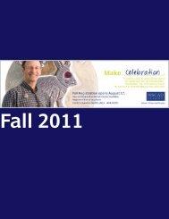 Fall 2011 Course Calendar - Nova Scotia College of Art and Design