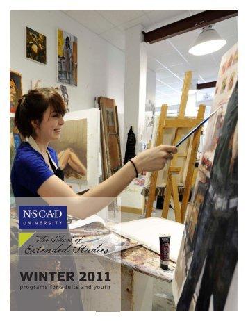 Register - Nova Scotia College of Art and Design
