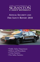• Public Safety Department • Policies and Procedures • Crime ...