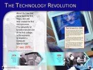 the technology revolution the technology revolution - The University ...