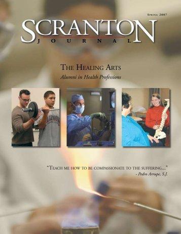 Alumni in Health Professions - The University of Scranton