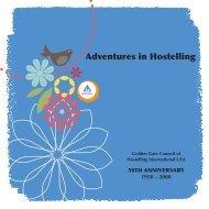 Adventures in Hostelling - Northern California Hostels