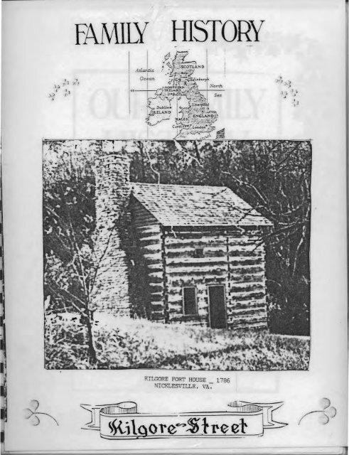 FAMILY HISTORY - Grundy County History