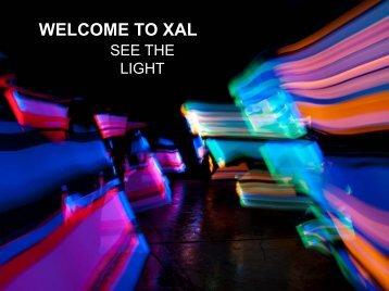 WELCOME TO XAL - iam
