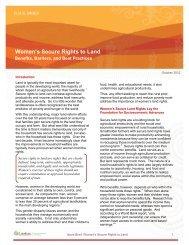 Landesa-Women-and-Land-Issue-Brief