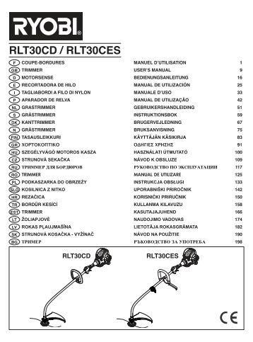 ryobi weed eater p2002 manual