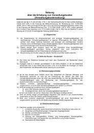 Satzung über die Erhebung von Verwaltungskosten ... - Stadt Allstedt
