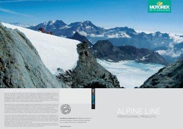 ALPINE LINE - Motorex
