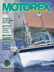 Magazin 68 engl. - Motorex