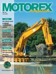 Reportage - Motorex