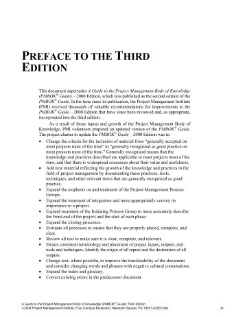 PREFACE TO THE THIRD EDITION