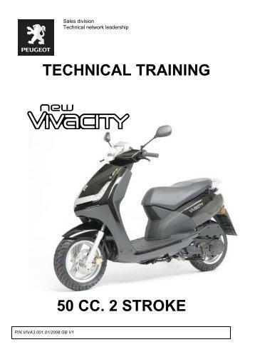 peugeot technical training speedfight 3 50 cc 2 scootergrisen rh yumpu com Peugeot Speedfight 1 peugeot speedfight 2 50cc manual