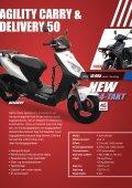 Kymco scootere og motorcykler katalog 2012 - Scootergrisen - Page 3