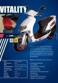 Kymco scootere og motorcykler katalog 2012 - Scootergrisen - Page 4