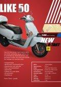 Kymco scootere og motorcykler katalog 2012 - Scootergrisen - Page 7