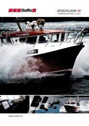 SPEEDSJARK 35 - Selfa Arctic