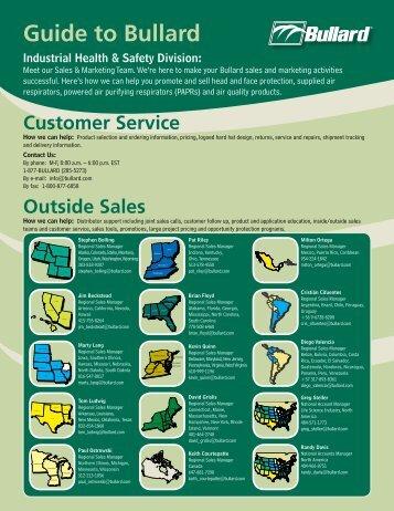 Customer Service - Bullard