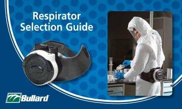 Respirator Selection Guide - Bullard