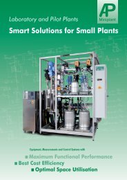 Smart Solutions for Small  Plants