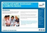 PPI toolkit - BMA