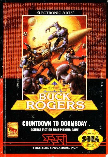 Buck Rogers - Mike's RPG Center