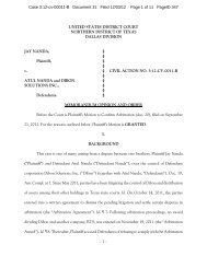 UNITED STATES DISTRICT COURT ... - Letters Blogatory