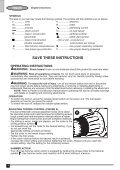 Instruction Manual - Black & Decker - Page 4