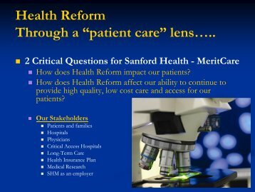 Health Policy Brief