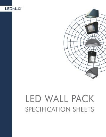 LED WALL PACK - LEDalux