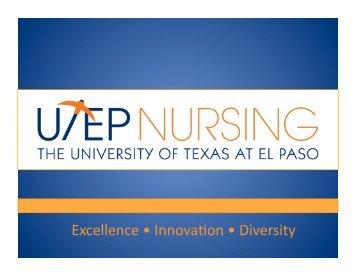 The Nurse Faculty Loan Program (NFLP) - The University of Texas ...