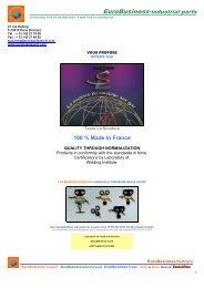 Toute la Soudure F-GB - EuroBusiness-partners