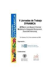 Actas - ISSI - Universidad Politécnica de Valencia