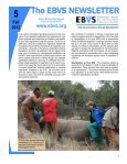 The EBVS NEWSLETTER - Australian College of Veterinary Scientists - Page 4