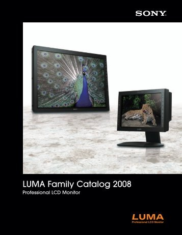 Full LUMA Family Catalog - Computer Modules, Inc.