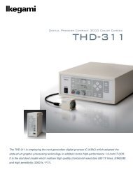 THD-311 - Ikegami
