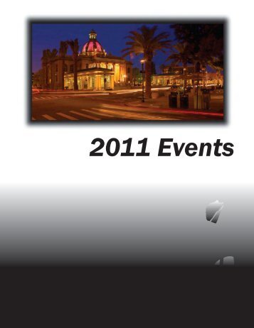 download sponsor packet - City of Redwood City