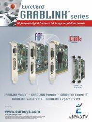 Download GrabLink Series Datasheet (PDF)