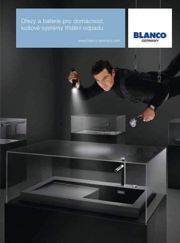 Katalog produktů 2012 - Blanco