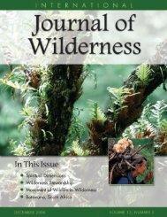 Download - International Journal of Wilderness