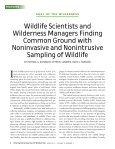 Download April 2011 PDF - International Journal of Wilderness - Page 6