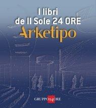 CATALOGO ARKETIPO 2010 - B2B24 - Il Sole 24 Ore