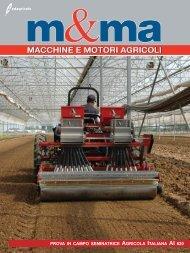 prova in campo seminatrice agricola italiana ai 620 - B2B24