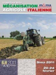 MÉCANISATION AGRICOLE ITALIENNE - B2B24 - Il Sole 24 Ore