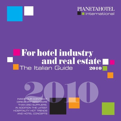 For Hotel Industry And Real Estate B2b24