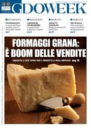 formaggi grana: è boom delle vendite - B2B24 - Il Sole 24 Ore